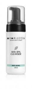 "AHA 10% Cleanser 120 ml מימי לוזון/ 198 ש""ח"