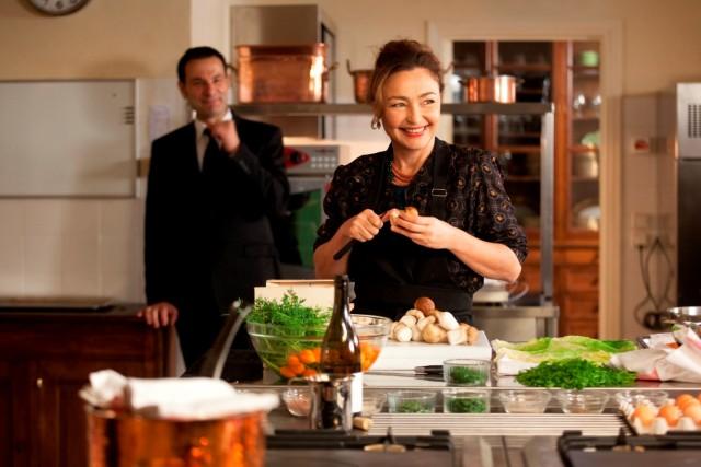 הטבחית של הנשיא