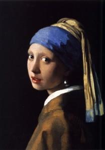 ורמיר נערה עם עגיל פנינה