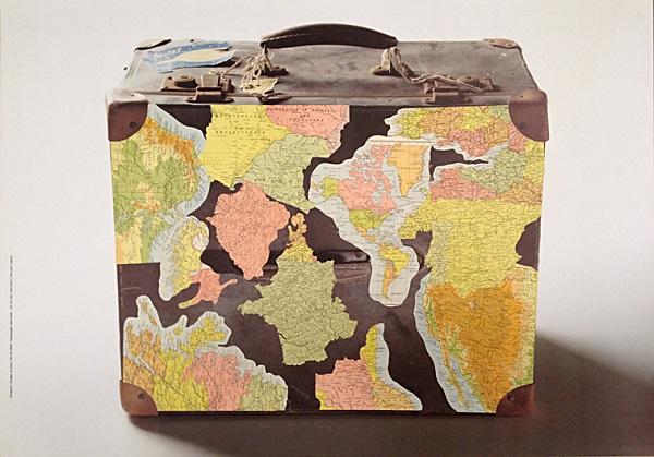David Tartakover Suitcase