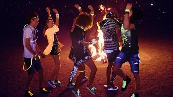 H&M DIVIDED music & festivals COACHELLAצילום באו גראל