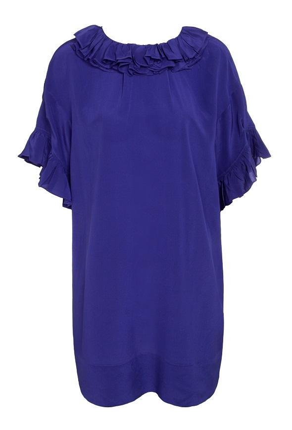 שמלה של גוליה לוי בוקן, של המעצבת סוניה רקל צילום טל טרי מאשר שימוש ללא תמורה פריט מתוך יריד יד שניה RE STYLE דיזנגוף סנטר