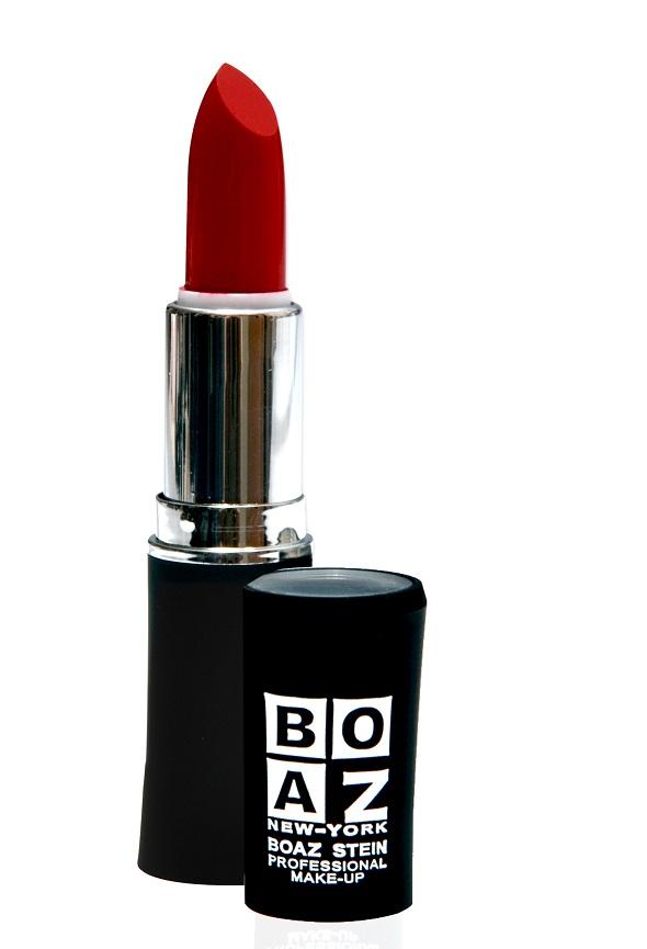 שפתון אדום דובדבן של בועז שטיין/ מחיר 82 שקלים