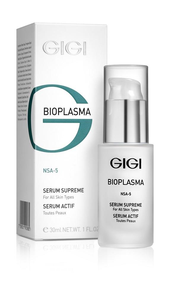 Serum Supreme BIOPLASMA - סרום סופרים עשיר 259 ₪ ל30 מל קרדיט מוטי פישביין
