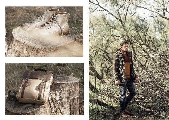 פוטר- Rhythm/ מעיל- Vans/ ג׳ינס- Deisel/ צעיף- Zara/ נעליים- Tom Tailor פקשוט תיק- Inside Out פקשוט נעליים- Palladium ל-Story
