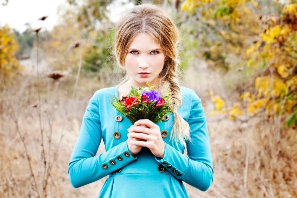 צילומי קטלוג לאביה ששון/ דוגמנית: מריאנה דובוב