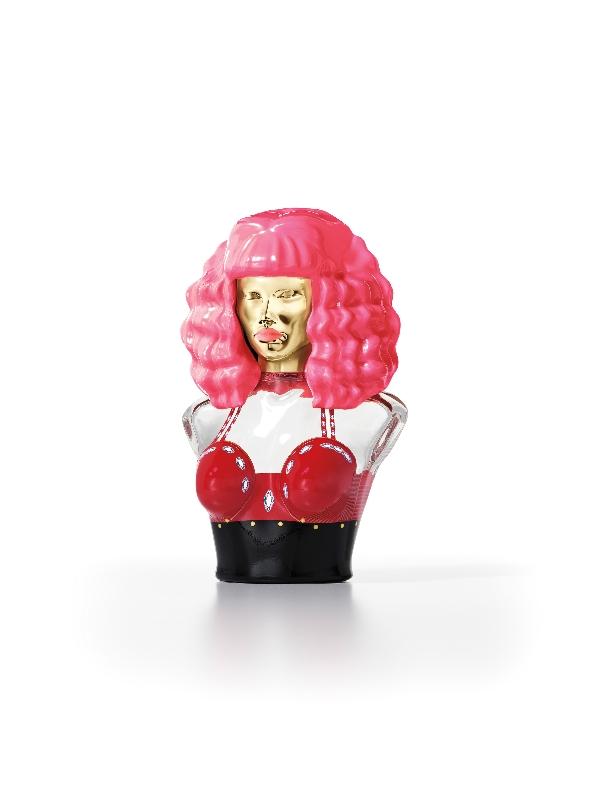Nicki Minaj Minajesty הבושם החדש מבית ניקי מינאז מחיר 229 שח ל 50 מל צילום יחצ  חול (2)