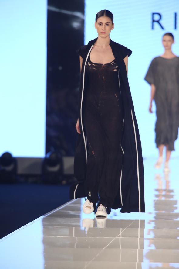 שבוע האופנה גינדי תל אביב תצוגת אופנה מעצבים UPCOMING צילום אבי ולדמן (59)