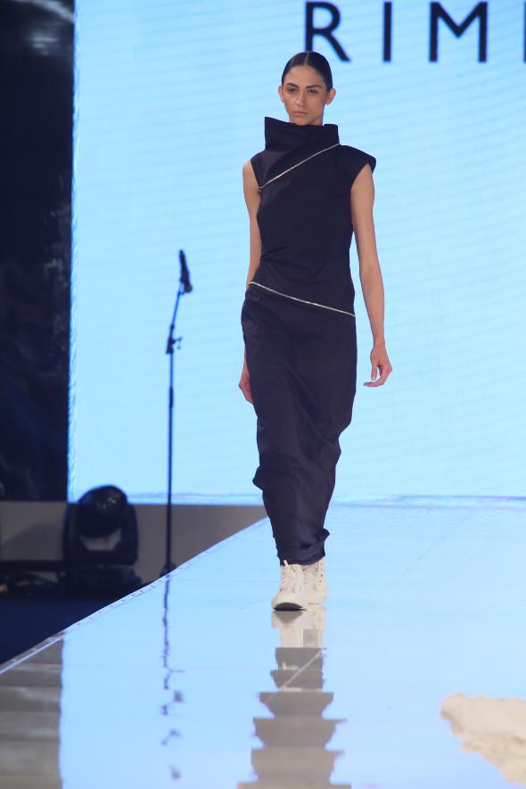 שבוע האופנה גינדי תל אביב תצוגת אופנה מעצבים UPCOMING צילום אבי ולדמן (97)