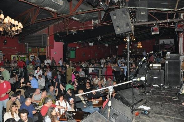 תמונת קהל נוספת מערב טרוצקי - 2012