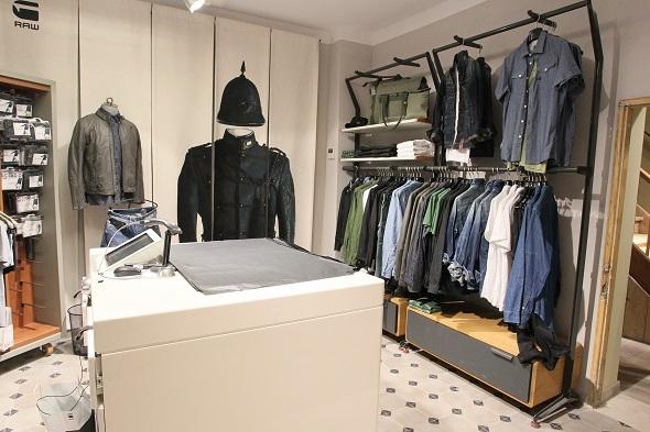 החנות החדשה במתחם שרונה, צילום: ראובן שניידר