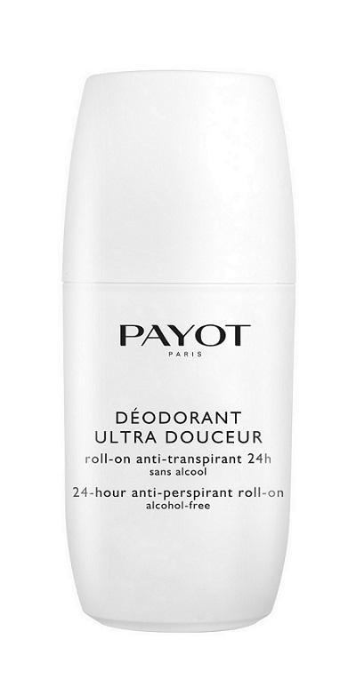 דאודורנט רול-און לנשים ולגברים, נטול אלכוהול של חברת הקוסמטיקה הצרפתית 'פאיו', בעל ניחוח קמומיל יוניסקסי וחיוני/להשיג ברשתות הפארם/מחיר: 160 ₪/מחיר היכרות: 55 ₪.