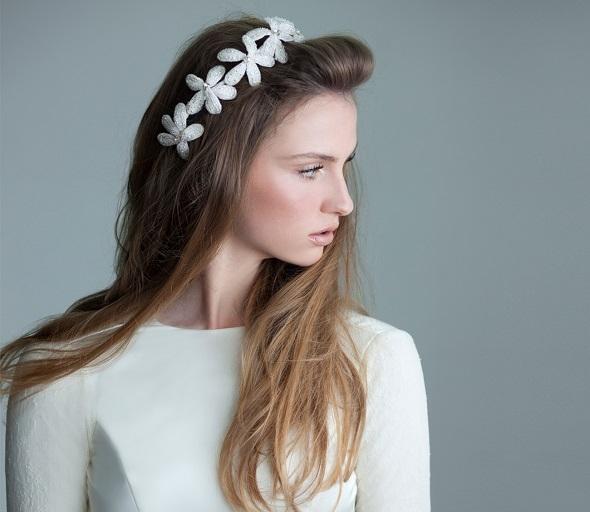 'Cristal Flower'' Tiara- Lee Grebenau Special Addition