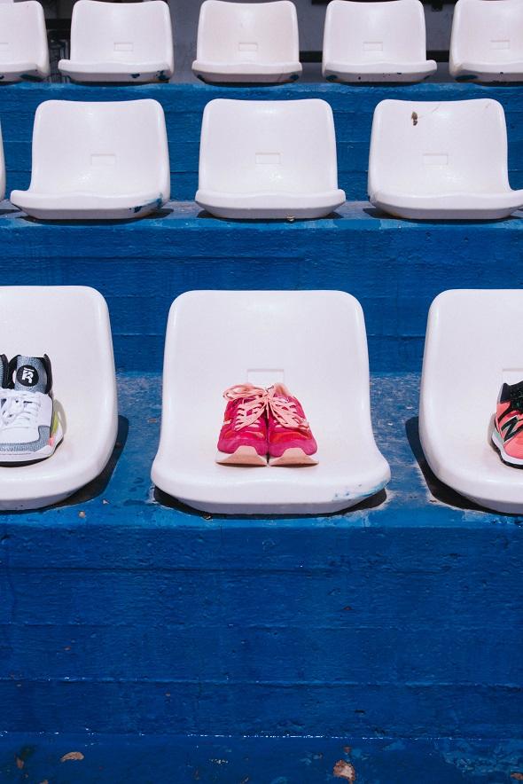קונספט והפקה: דניאל אסייג/צילום: רותם לבל/סטיילינג:מורן אפטר ותמיר בן טוב/איפור ושיער: מנחם חלובה/דוגמנים: לי לפאשן מודלס, הנדריש לחגי רקוביץ/צולם באצטדיון רמת השרון