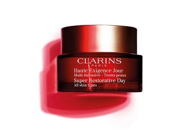 CLARINS Multi Intensive - super restorative צילום דיוויד מוריס (2)
