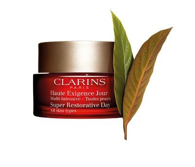 CLARINS Multi Intensive - super restorative צילום דיוויד מוריס (3)