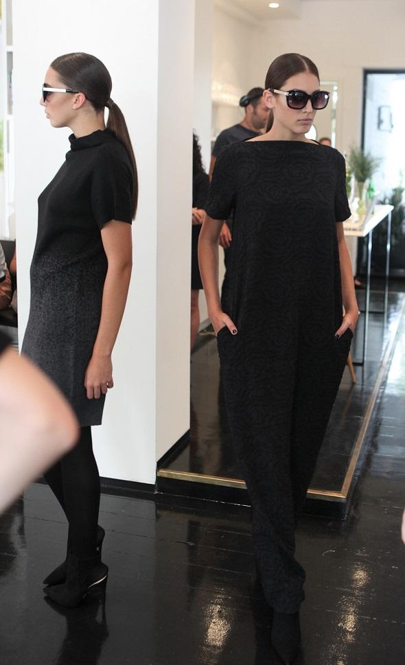 Ronen Chen - the piece dress - photo Shai Neiburg