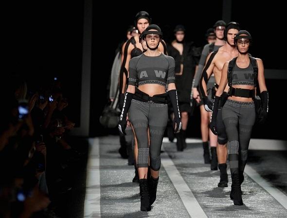 Alexander Wang x H&M אירוע השקה בניו יורק צילום הנס מוריץ (10)