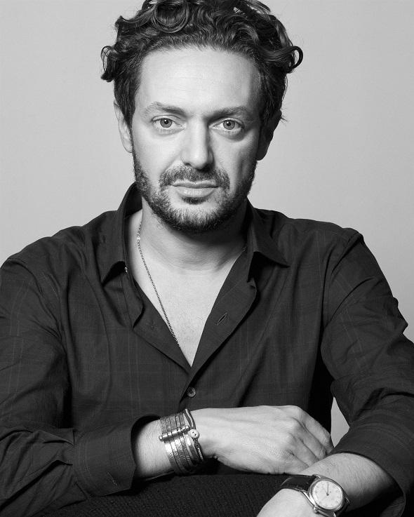 מייקל חדידה, יזם אופנה, סטרטפיסט, על קניינות העבר מול העתיד, צילום: יח''צ