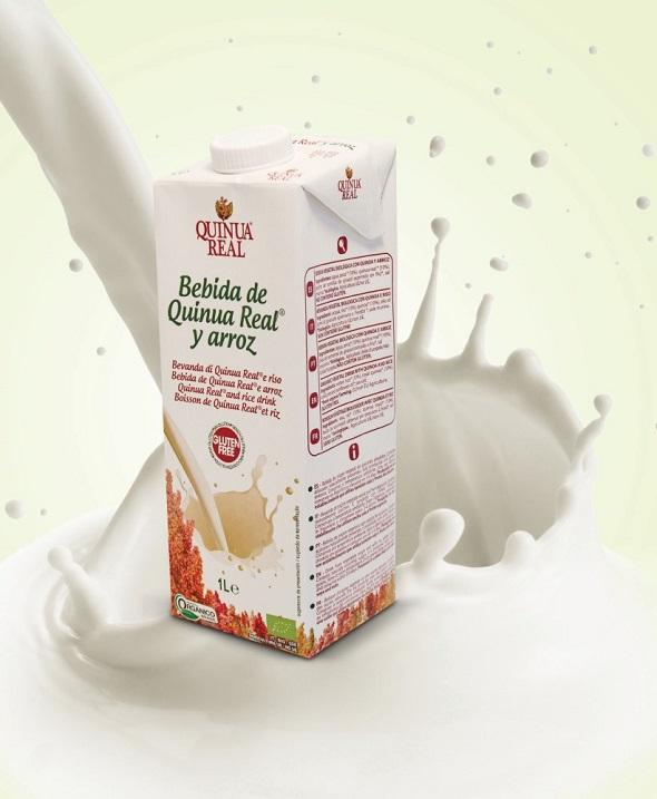 משקה אורז קינואה החדש של קינואה ריאל