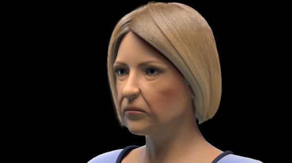 מודל הזדקנות 3D
