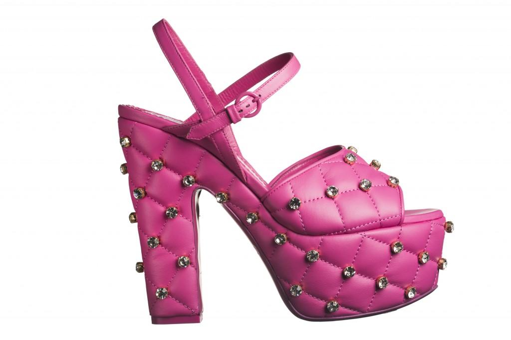 Moschino ל'מרי נעליים'/ מחיר: 4,700 ₪ / צילום: יח''צ חו''ל