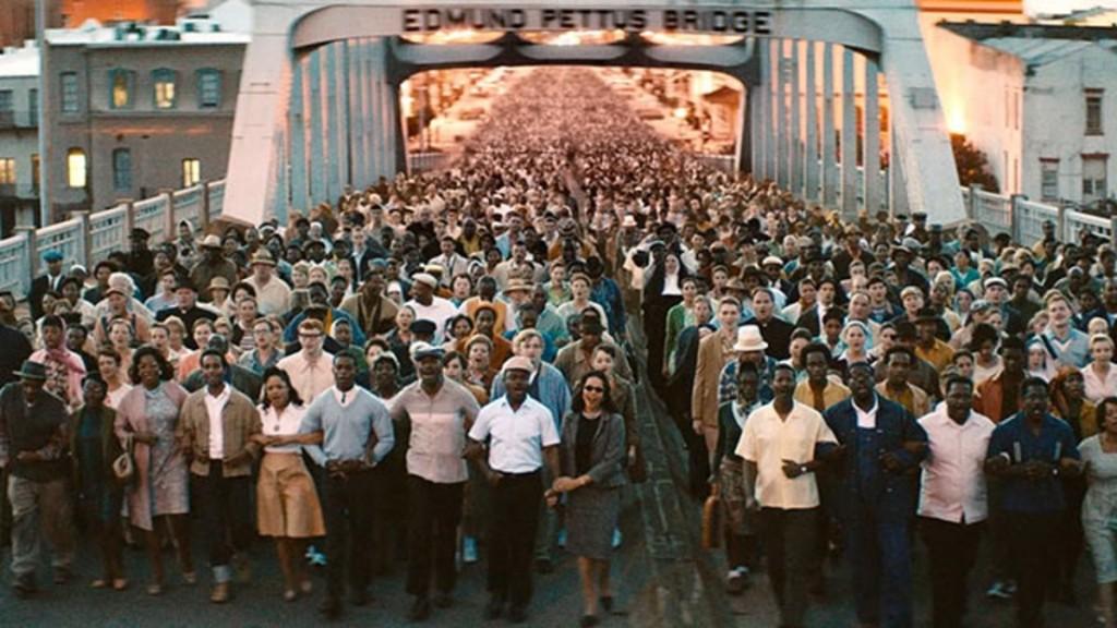 הצעדה לסלמה מרץ 1965/ צילום: יח''צ