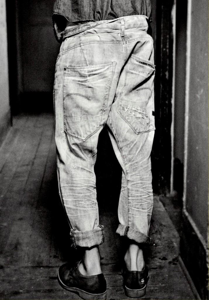 כל אחד והג'ינס שלו/ גי-סטאר-קיץ 2015/ צילום: אלן פון אנוורת'