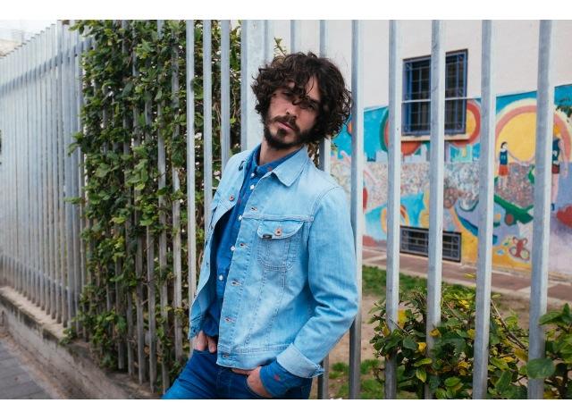 ג'קט  וחולצה מכופתרת: Lee/ ג'ינס: רנגלר