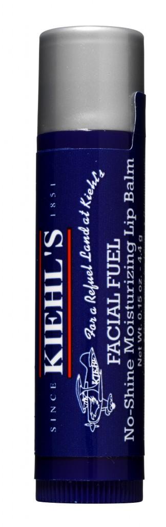 "Kiehl's no shine moisturizing lip balm for man: מחיר 49 ₪ 15 מ""ל/ צילום: יח''צ"