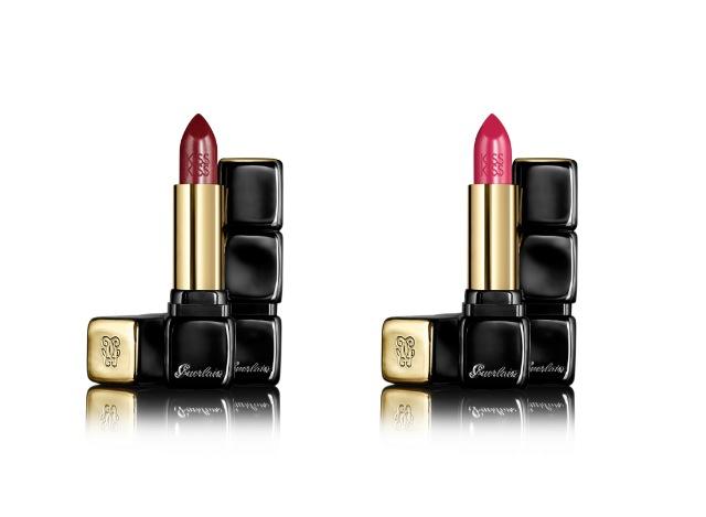 גרלן KISSKISS- שפתון קיסקיס במרקם קרמי לעיצוב השפתיים (2 גוונים חדשים במהדורה מוגבלת): מחיר: 196 ₪/ צילום: יח''צ
