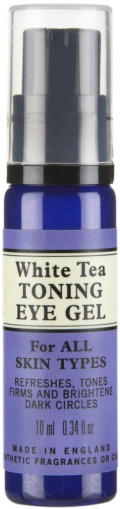 ג׳ל עיניים אורגני אנטי-אוקסידנט מעץ התה הלבן, ניל׳ס יארד (10 מ״ל, 202 ש״ח)/ צילום יח''צ