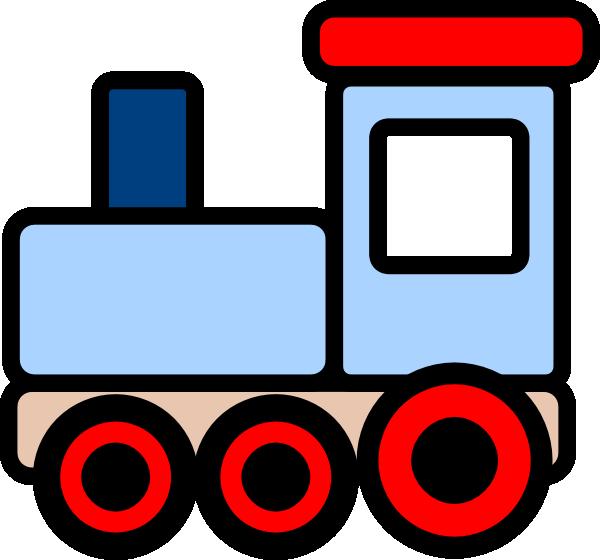 clipart-train-19490-little-blue-train-design