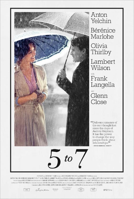 5to7 – סרט שיוריד עליך גשם זלעפות
