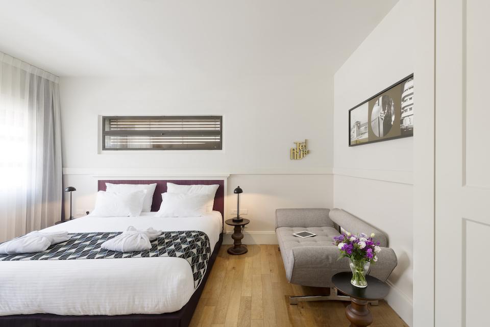 חופשה ב – 24 שעות: מלון לילי & בלום תל-אביב
