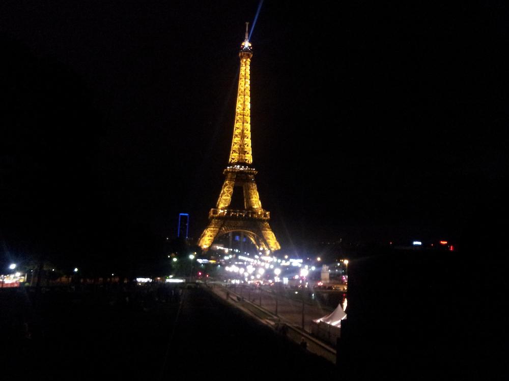 ריחות פריז
