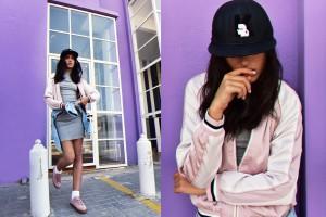 ג'קט קסטרו/ שמלה/ ליגל אאוטפיט/ ג'קט ג'ינס קשור Adika/ נעליים פול אנד בר