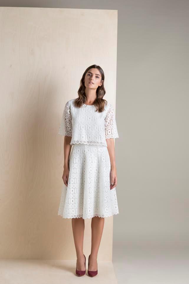 שמלת תחרה: גולף | צילום יריב פיין וגיא כושי