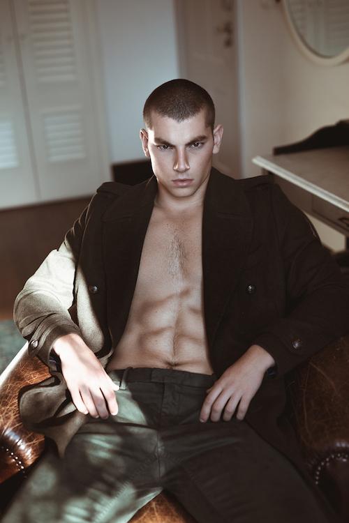 מעיל מנגו | מכנס פול אנד בר