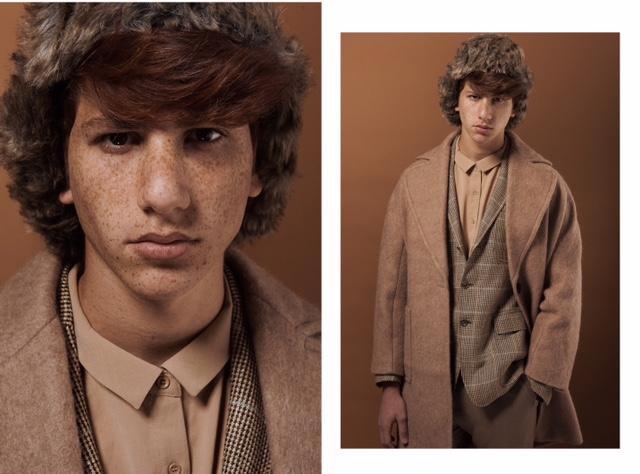 חולצה מכופתרת אמריקן וינטג | בלייזר ראלף לורן |ג'קט אייץ' אנד אם | מכנסיים זארה | כובע קסטרו