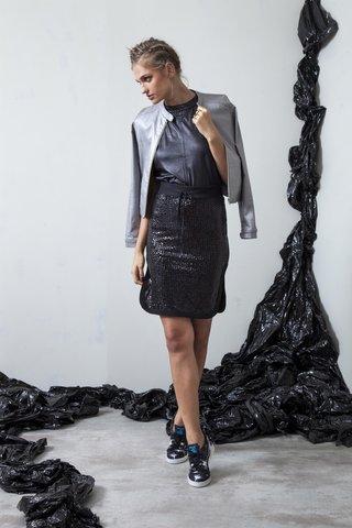 בדים והדפוסים המייחדים את בית האופנה שלה/ חגית טסה לחורף 17