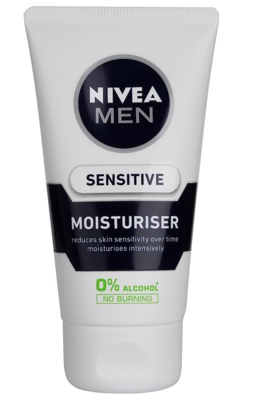 קרם לחות לגבר לעור רגיש של ניוואה מן | 74.90 ש״ח | צילום יח״צ חו״ל