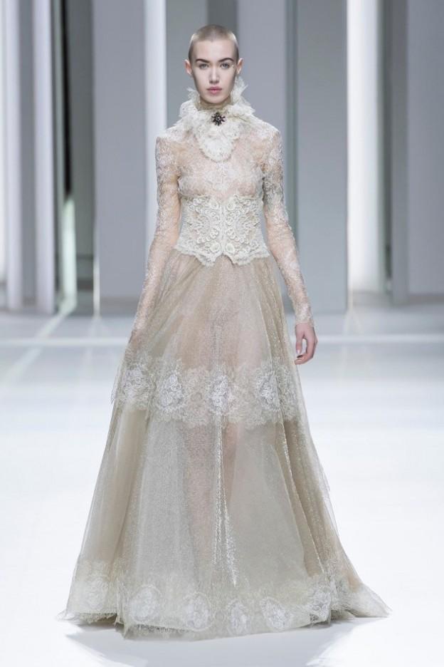 גליה להב חותמת את שבוע האופנה ההוט קוטור בפריז