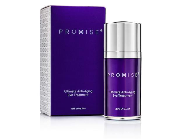 קרם עיניים אנטי-אייג׳ינג של PROMISE | מחיר 340 ש״ח | ניתן להשיג באתר המותג promise-cosmetics | צילום יח״צ