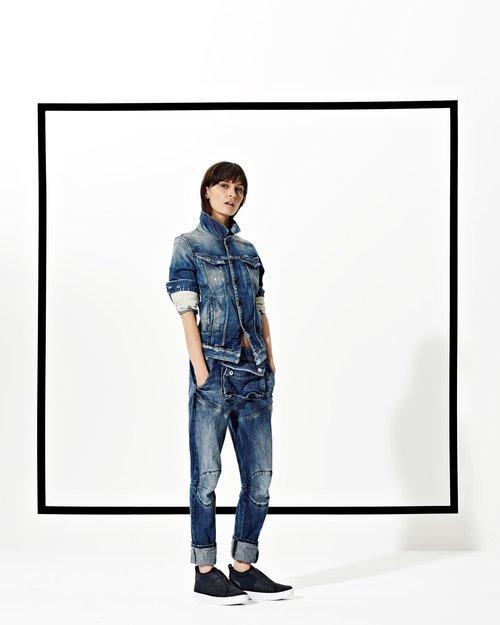 שמר על חמשת המרכיבים של ג'ינס בתלת מימד, ג'ינס הELOOW | צילום: יח''צ חו''ל