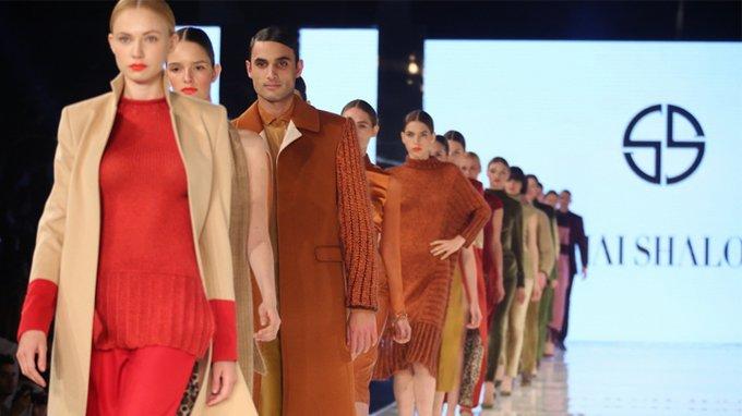 גם השנה יציג חייטות גאונית | התצוגה של שי שלום בשבוע האופנה הקודם | צילום: אבי ולדמן