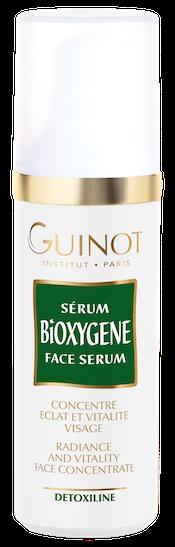 Serum Bioxygene של גינו | צילום הדמיה