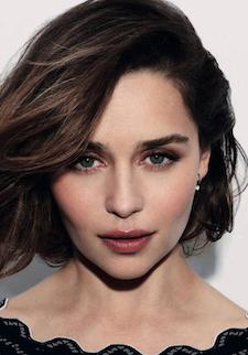 Emilia Clarke - Headshot.jpg קרדיט צילום שרה דון
