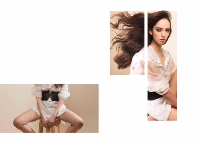 חולצה H&M | חגורה זארה