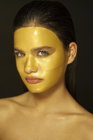 dermaglam mask   צילום: יח״צ